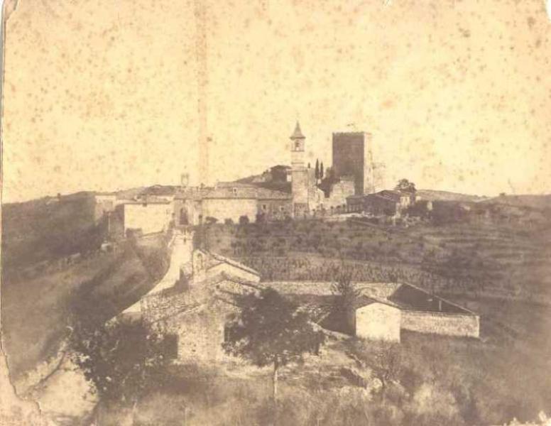 Fuori porta Fiorentina, fine Ottocento