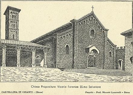 Chiesa SS.Salvatore