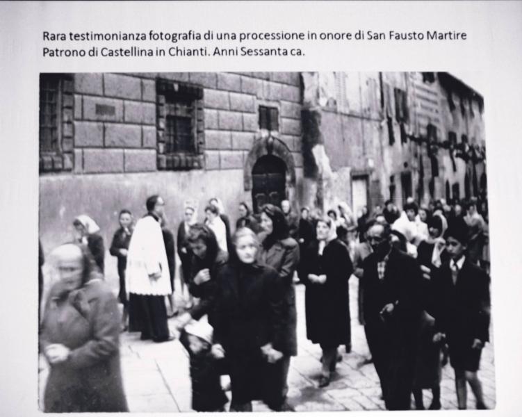 Processione anni Sessanta circa