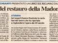 La Nazione Siena, 9 dicembre 2014