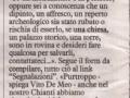 La Nazione Siena, 6 marzo 2015