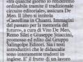 La Nazione Siena, 1 luglio 2015