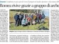 Corriere di Siena, 3 marzo 2018