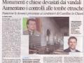 La Nazione Siena, 11 febbraio 2014