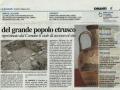 La Nazione Siena 7 febbraio 2014