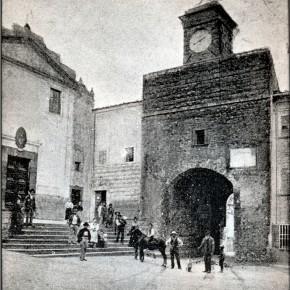 Il restauro del noto Arch. Giovanni Pacini della Chiesa del SS. Salvatore di Castellina