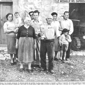 1959. Amore, matrimonio e figli tra i contadini del Chianti.