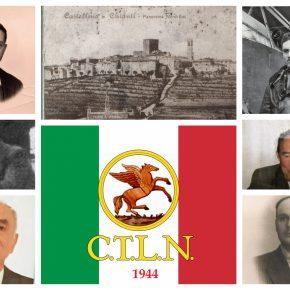 La Memoria dei Castellinesi del Comitato di Liberazione Nazionale del 1944.